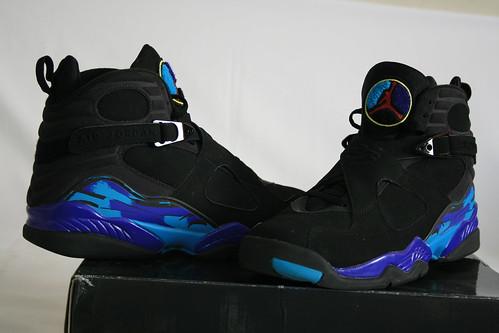 Jordan VIII (Aqua's)