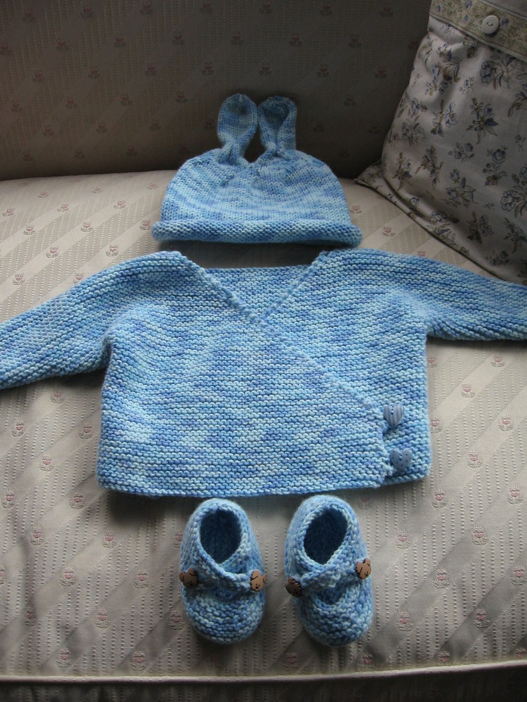 Finished set for my friend's baby