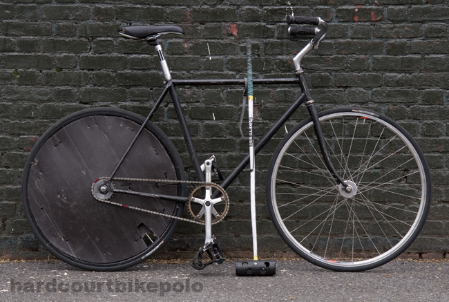 Brads polo bike 1