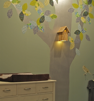 wallpaper baby room. wallpaper menagerie: