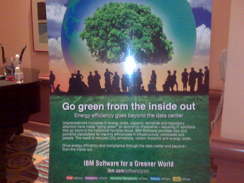 IBM green pic