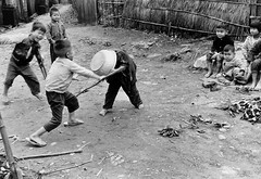 黑白童年-童年的追憶