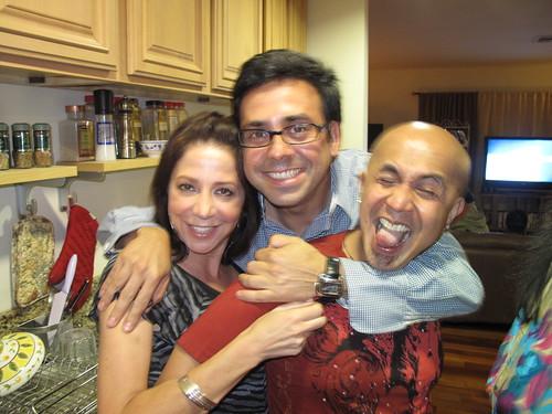 Jessica, Juan, Buck