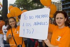 Yo no maltrato los animales,