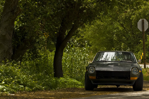 240z Around the town