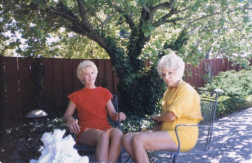 Cindy and Venice Circa 1989