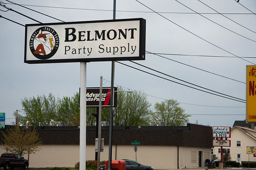 Belmont Party Supply