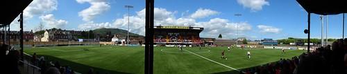 Crusaders FC Seaview Panorama