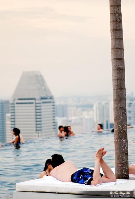 Singapore, Marina May Sands Skypark