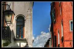 Houses in Venezia (pavel conka) Tags: city italy beautiful canon way eos europa track italia raw haus adventure venezia hdr voda pavel 30d cesta dm hauses domek zti blueribbonwinner star cestovn domy bentky vodn conka colourartaward