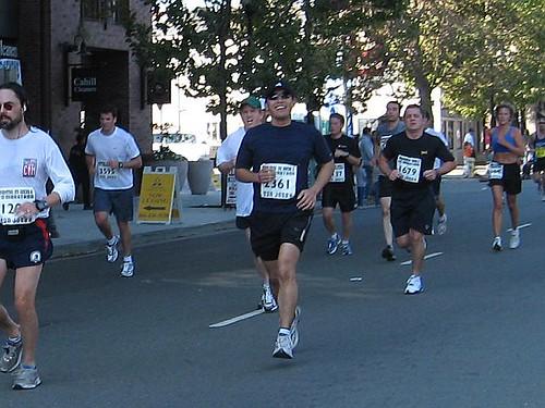 Me at Mile 12