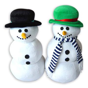 sneeuwman in Antwerpen