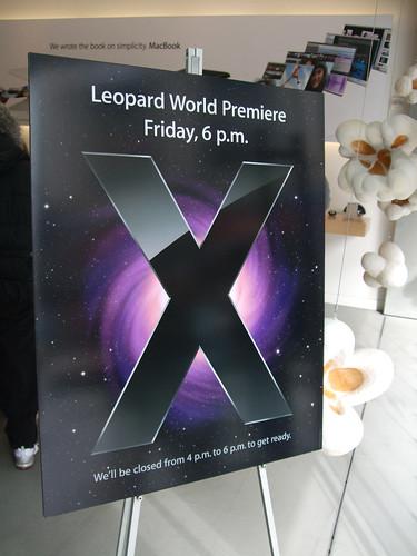 Leopard World Premiere