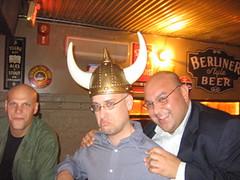 Turn that Viking frown upside down (Seeking Irony) Tags: viking hejhej