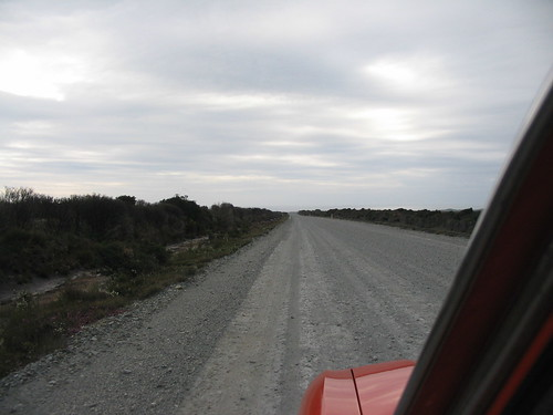 The road to Arthur River