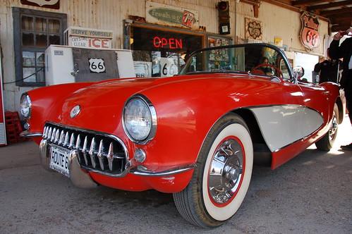 Corvette del '57