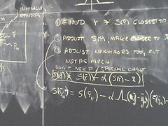 Math on the Wall (alist) Tags: cambridge mit alist math equation mathematics cambridgemass calculus chalkboard cambridgema massachusettsinstituteoftechnology alicerobison ajrobison