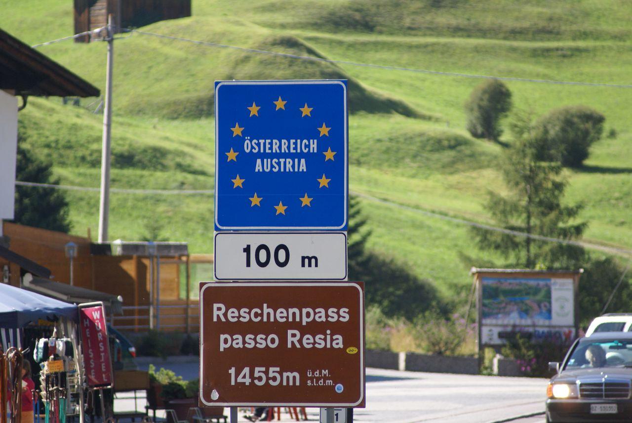 reise østerrike