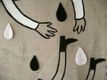 Rain (detail)