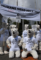 Polar Bears Fight Climate Poverty