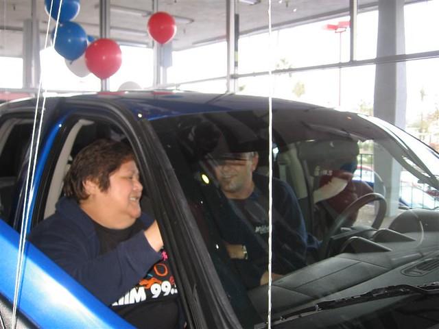 arizona promotion truck tucson contest wildcat mitsubishi raider kiim