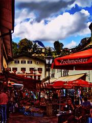 Zechmeister, diesmal in Berchtesgaden (gatowlion) Tags: vacation germany bayern bavaria berchtesgaden gatow kladow zechmeister