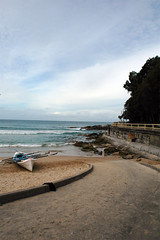 South Manly beach