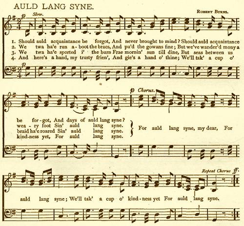 Auld Lang Syne by franc.financiere.