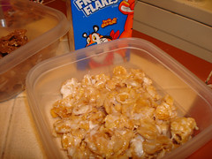 Frosted Flakes Treats