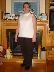 Outfit #1, Sans Shirt