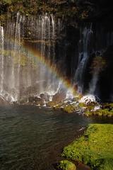 rainbow (N.kimy) Tags: fall water beautiful japan rainbow  mywinners anawesomeshot anawesomeshot