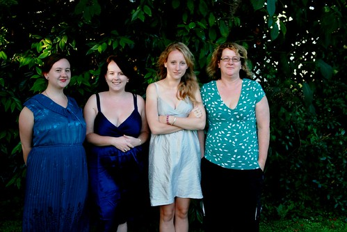 Mum & Girls