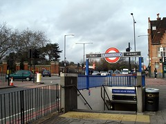 Picture of Manor House Station