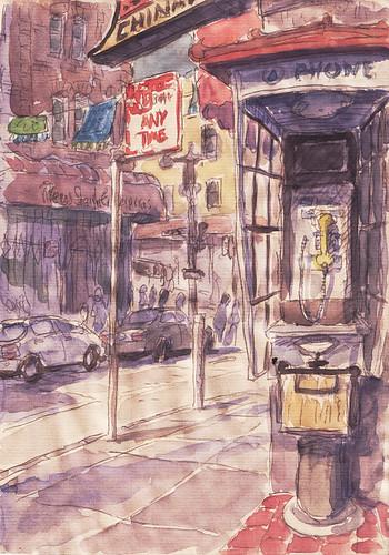 sketchcrawl 17 chinatown