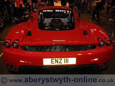 Ferrari Enzo International Motor Show 2008 by aberystwyth-online
