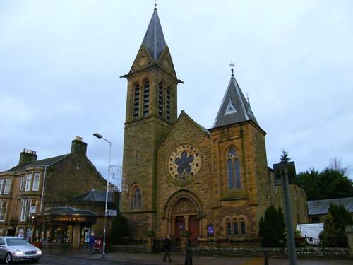 BAPTIST CHURCH CUPAR