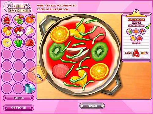 Family Restaurant Game - Test yourself in the kitchen!