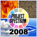 Project Spectrum button