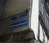 Hoorgaessel street name