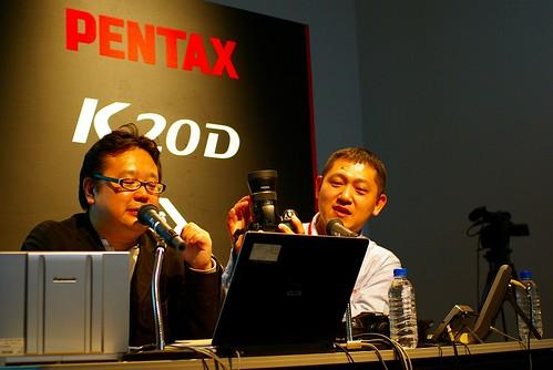 PENTAX Talk Live
