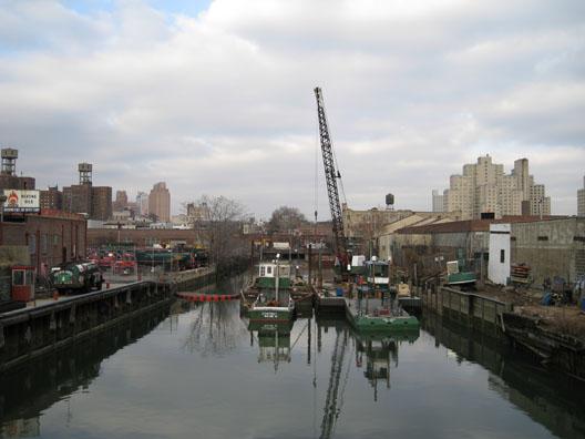 Gowanus Bulkhead Work