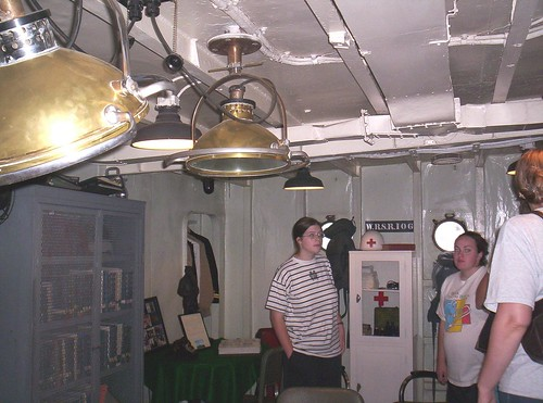 05 Below Deck in Slater