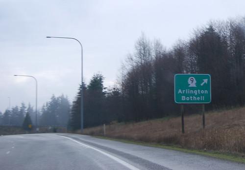 US 2 @ SR 9