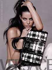 Versace (Rachel_2007) Tags: fashion versace isabelifontana
