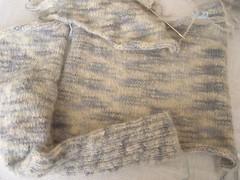 bolero sweater wip