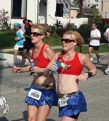 2008 LA Marathon :: Wonder WomEn