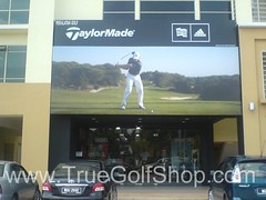 True Golf Shop for TaylorMade