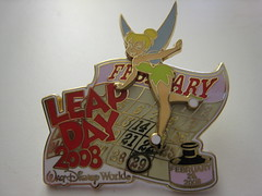 Leap Day Pin