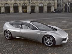 2008 Pininfarina Sintesi Concept 4