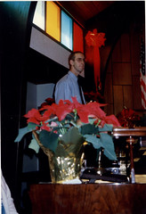 1996 Helping at Chruch (inabeanpod) Tags: 1996 justme
